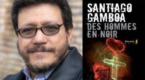 Rendez-vous du Livre sur la Place : Santiago Gamboa à Nancy