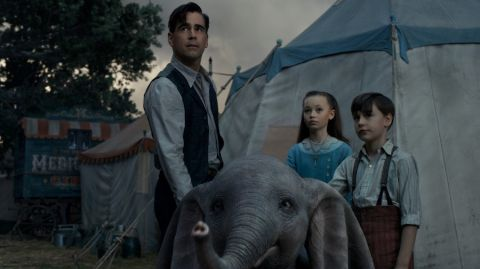 Interview de TimBurton, réalisateur du film «Dumbo»