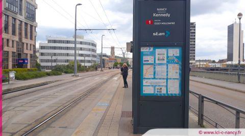Nancy : agressions sexuelles dans le tram, un quinquagénaire interpellé