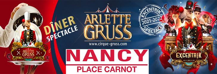 Cirque Gruss 2021