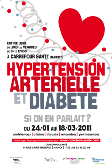 hypertention affiche