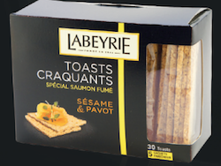 Labeyrie-Toasts