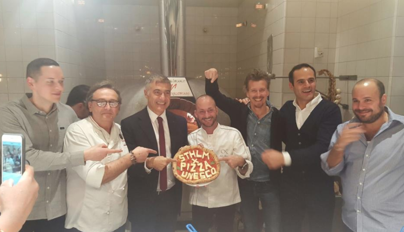 Pizza-Unesco