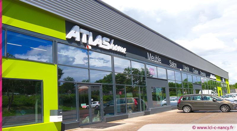 Commerce Atlas Home S Installe A Champigneulles Avec Un Nouveau Concept