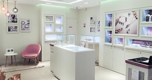 Commerce : un Pandora Store s'implante à Metz