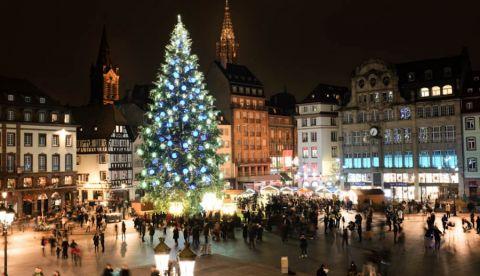 Grand Est : Strasbourg annule son traditionnel marché de Noël