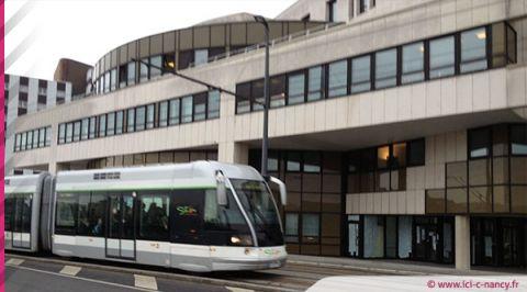 Grand Nancy : travaux et déviation sur la ligne Tempo 1