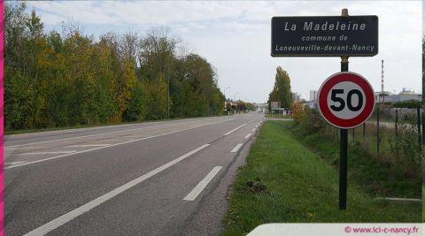 Grand Nancy : vers un prolongement de la Ligne 2 jusqu'à La Madeleine ?