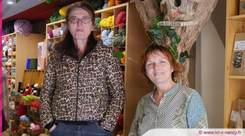 Nancy : deux drôles de voisines ouvrent leur boutique au Faubourg des Trois Maisons