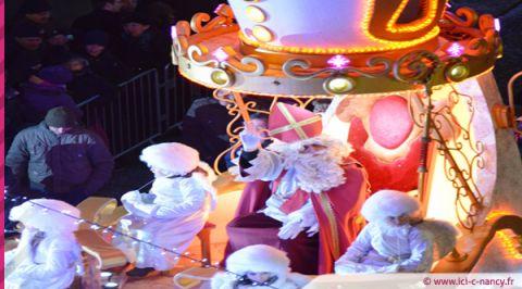 Fêtes de Saint-Nicolas : pas de défilé à Nancy cette année