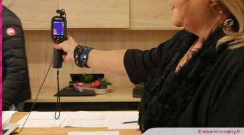 Vidéo. Caméras thermiques, masques et gels : à Nancy, Solis Security à l'ère du Covid-19