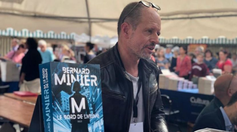Bernard Minier - photo DR