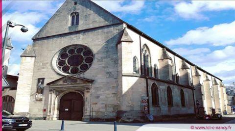 Nancy : réouverture du Musée de l'Ecole de Nancy et de l'Eglise des Cordeliers