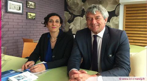Chaynesse Khirouni nouvelle présidente de l'Agence Scalen