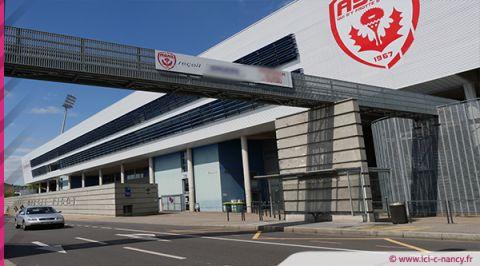 ASNL : la tribune Piantoni suspendue deux matchs