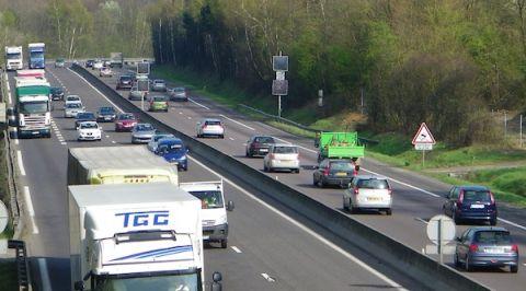 Info trafic : accident et bouchon sur l'A31 entre Toul et Nancy