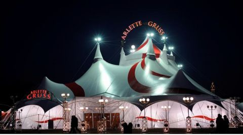 Le Cirque Arlette Gruss interrompt sa tournée à Nancy