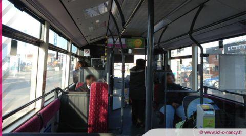 Nancy : il voit rouge lors d'un contrôle dans un bus, agresse un agent et finit son voyage en garde à vue