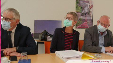 Meurthe-et-Moselle : Valérie Beausert-Leick favorable à un confinement strict