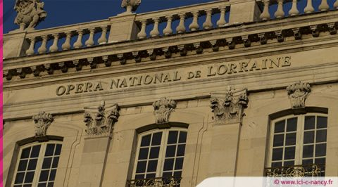 L'opéra de Nancy - photo ICN.fr