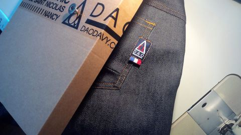 Le DAO DenimLin, innovation française de Davy Dao - photo DR