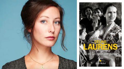 """Vidéo. Livre sur la Place : Rencontre avec Céline Laurens """"Là où la caravane passe"""""""