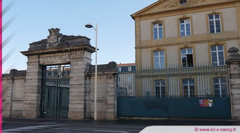 Lycée Henri Poincaré à Nancy