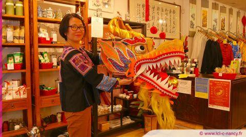 Vidéo. Nouvel an chinois à Nancy : tout ce qu'il faut savoir
