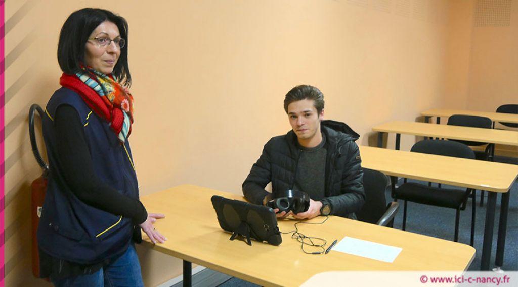 Code De La Route La Poste Ouvre A Nancy Un Nouveau Centre D Examen