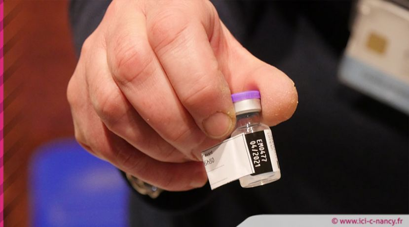 Grand Nancy : accélération de la vaccination ce week-end