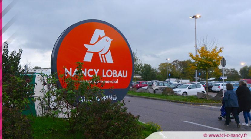 Nancy : vol de sac à main sur le parking d'un hypermarché, deux individus interpellés