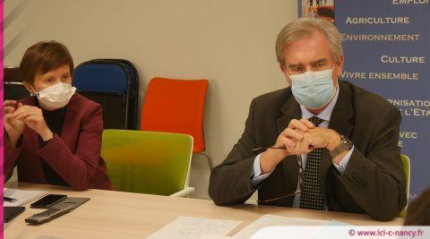 Vidéo. Meurthe-et-Moselle : le port du masque bientôt obligatoire à proximité des lieux d'enseignement