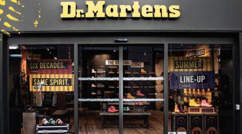 Commerce : l'enseigne Dr. Martens débarque à Nancy