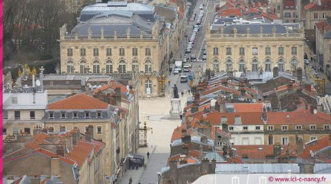 La Place Stanislas Nancy - ICN.fr