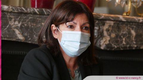 Vidéo. Anne Hidalgo à Nancy pour parler santé et solidarité (et présidentielle)