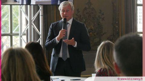 Nancy : l'opposition «étonnée» de la première décision de Mathieu Klein