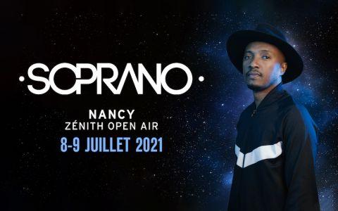 Nancy : Soprano se produira bien cet été à l'Amphithéâtre de Plein Air du Zénith