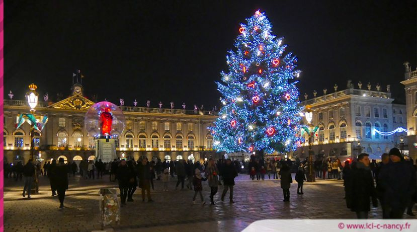 Nancy : premier week-end des Fêtes de Saint-Nicolas