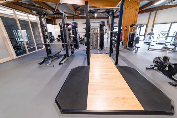 Plateau de musculation du Médical Move Center