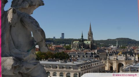 La Place Stanislas / photo ICN.fr