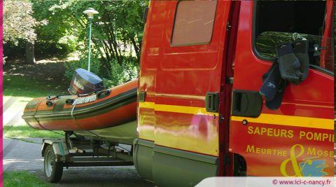 Un corps repêché dans les eaux du canal de Laneuveville-devant-Nancy