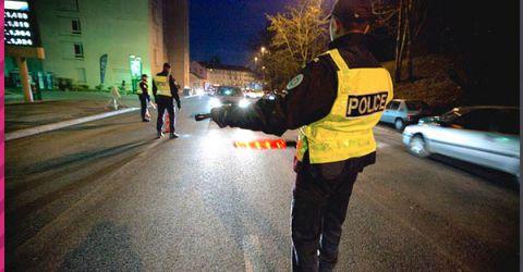 Lunéville : policiers et gendarmes mobilisés dans une course poursuite