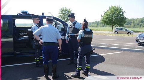Vidéo. Opération « vitesse et comportement » sur les routes de Meurthe-et-Moselle