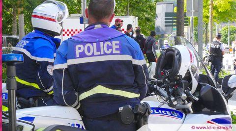 Essey-lès-Nancy : des contrôles anti-rodéos menés par la police dans le quartier Mouzimpré