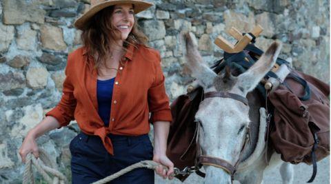 Critique:«Antoinette dans les Cévennes»