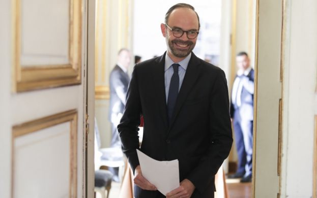 Edouard Philippe - photo Elysée