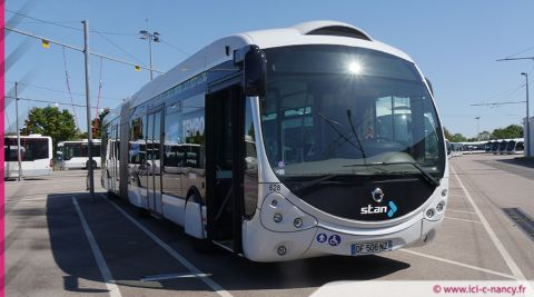 Travaux : la ligne Tempo 3 adapte son itinéraire à partir du mardi 15 juillet