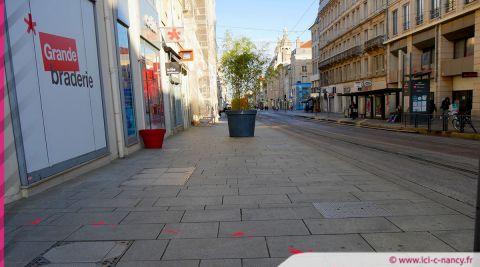 Nancy : les commerçants préparent leur dernier grand déballage de l'été