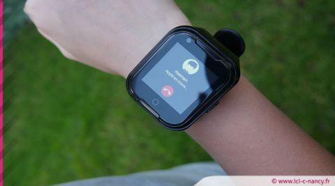 Montres connectées : on a testé la Smartwatchphone C86